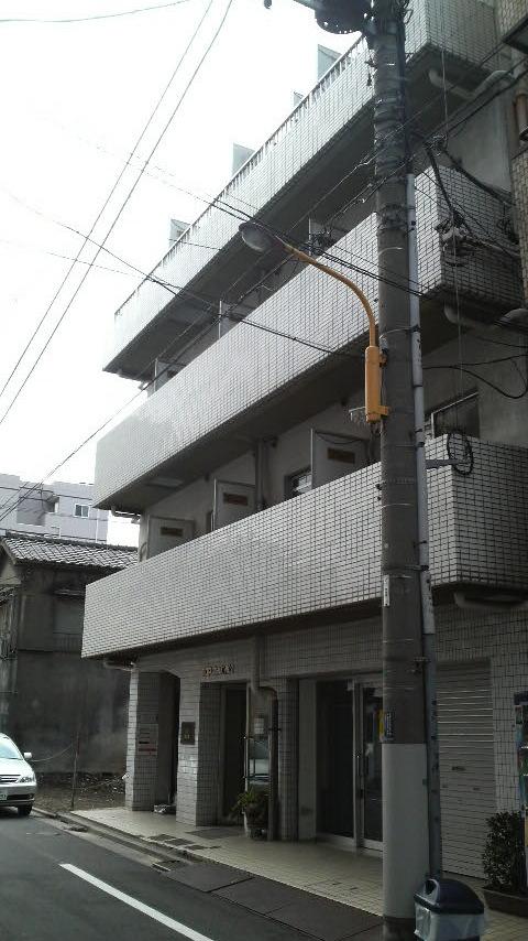 錦糸町から徒歩5<br />  分・タイル張り